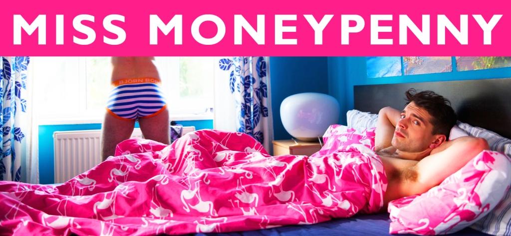 Miss Moneypenny flyer